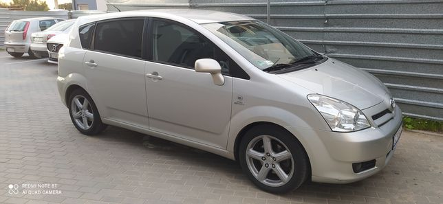 Toyota Corolla Verso 2,2 D4D