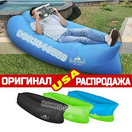 ЛУЧШИЙ Lamzac USA лежак диван надувной матрас кресло гамак Ламзак США