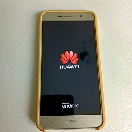 Телефон Huawei Y6 Pro 2017 м3 / 32Gb gold