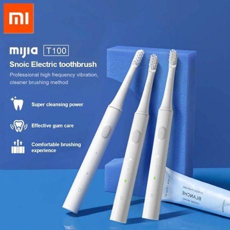 Ультразвуковая зубная щётка Xiaomi Т100/Т300 ОПТ и розница