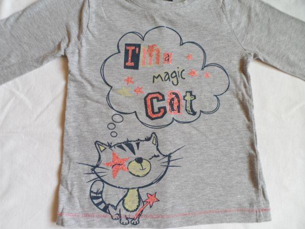 Dwie bluzki Cool Club r.116