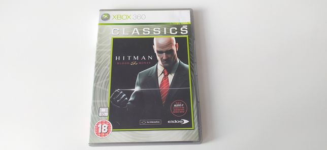 Xbox 360 Hitman Bood Money