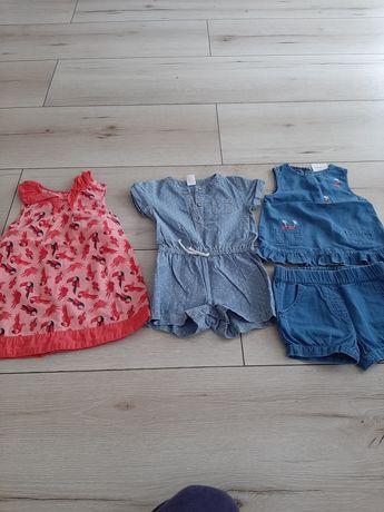 Платья и комбинезон для девочки