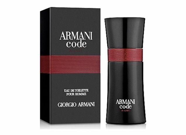 Giorgio Armani Code A-List!!! ОРИГИНАЛ!!! Батч-код!!!