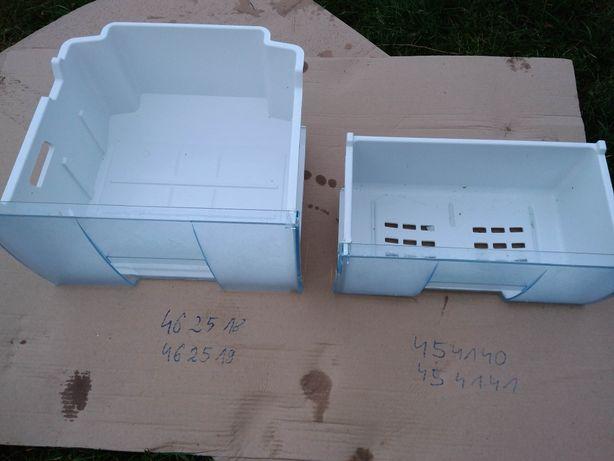 Lodówka zamrażarka Beko front 454140 szuflada klapka no Frost cna