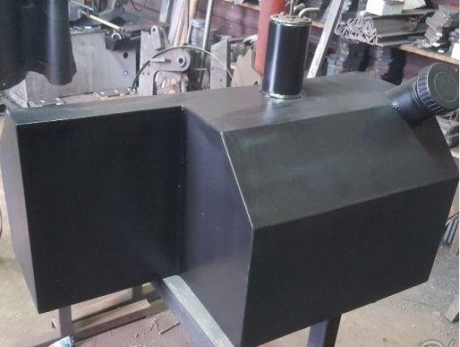 Ciągnik leśny zetor proxima forterra metalowy zbiornik paliwa Lkt