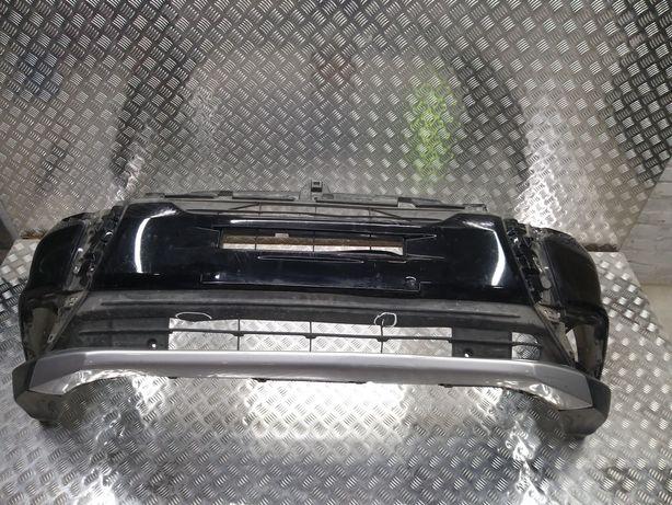 Бампер передний на Mitsubishi Outlander 2016+