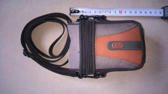 Mały pokrowiec fotograficzny torebeczka torebka mała saszetka