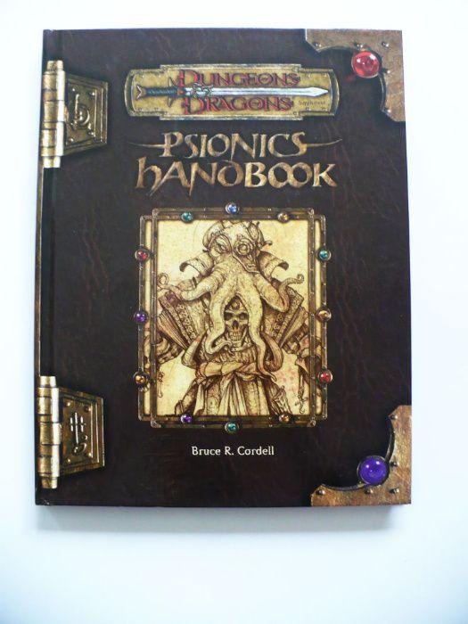 Dungeons&Dragons Psionics Handbook 3.0