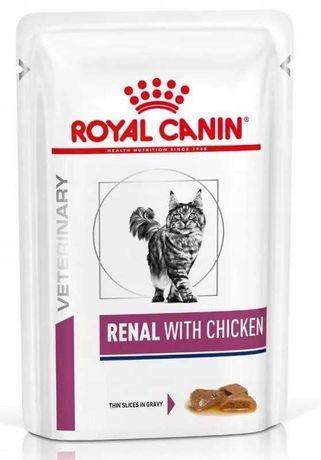 Royal Canin Renal Kurczak 85g