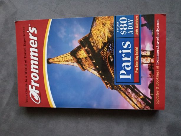 Frommers Paris from$80 a Day