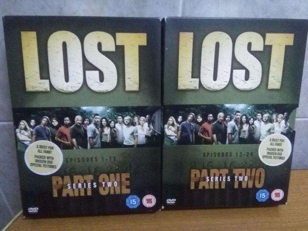 DVD Lost: Perdidos - 2a Temporada edição especial