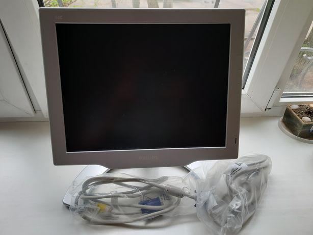 Монітор для спостережень і роботи Філіпс 15 дюймів