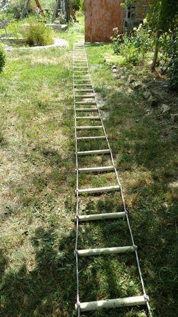 Лестница Верёвочная лестница