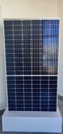 10 Paineis Fotovoltaicos 450 wp Luxor Alemães
