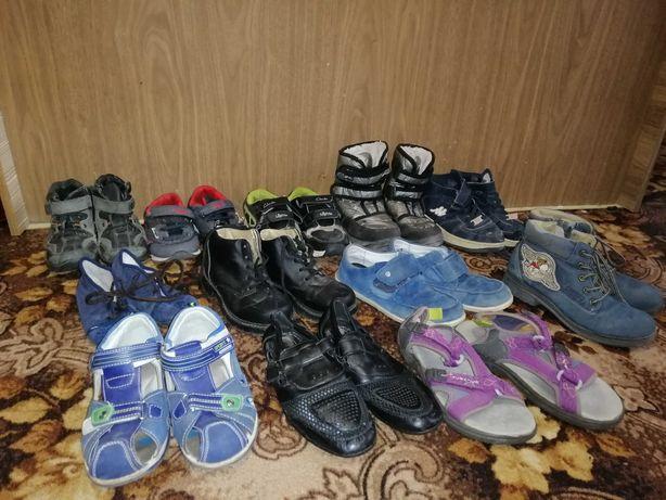Обувь детская туфли, полусапожки, босоножки