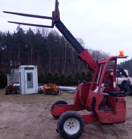 Wózek ładowarka teleskopowa Manitou