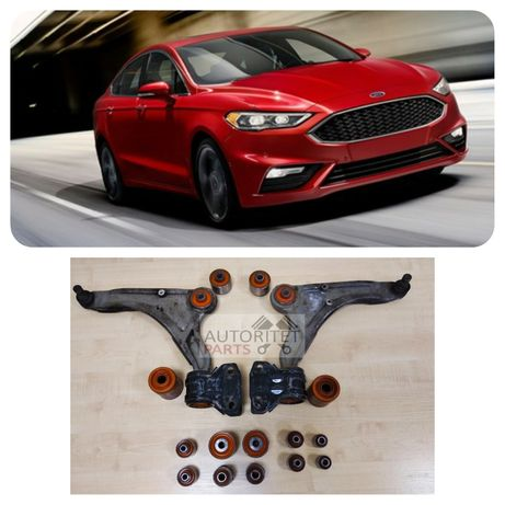 Полиуретановые сайлентблоки Ford Fusion mk5 Форд фюжин, Ford Mondeo 5