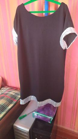 Сукня, чорного кольору!!