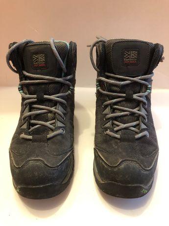 Trapery buty trekkingowe Karrimor 35 35,5 36 trzewiki zimowe