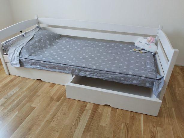 ліжко дитяче з шухлядами