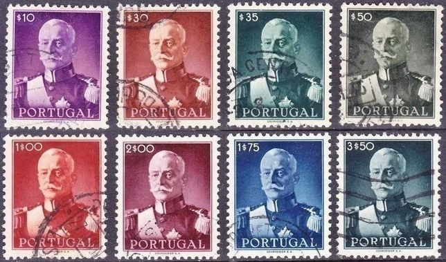 Séries completas - Portugal - 1945/1949