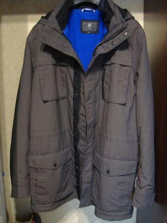 """Куртка мужская Marks & Spencer """"осень-зима"""" (2 в 1) размер XL (54-56)"""