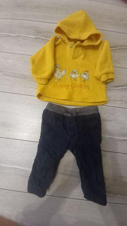 Штани та кофта для хлопчика