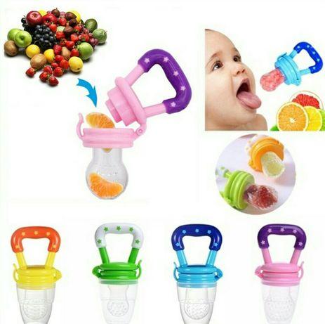 Dispensador fruta para bebé