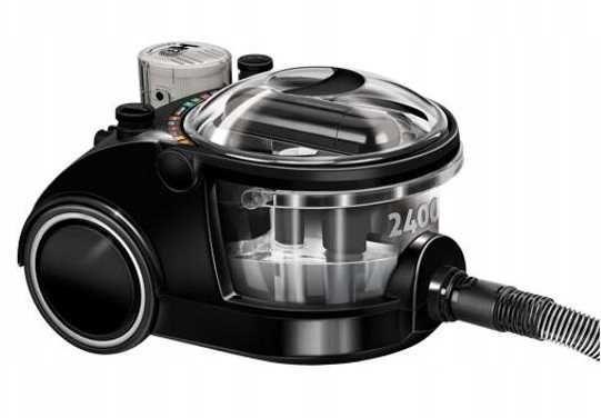 пылесос Mpm mod 47 2400 Вт аквафильтр турбо щетка Функция сбора воды