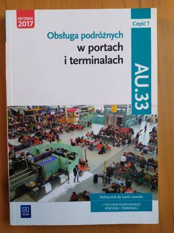 Obsługa podróżnych w portach i terminalach cz. 1