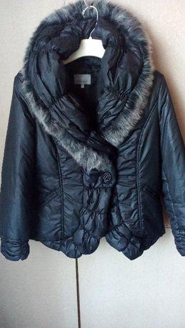 Курточка женская осень-весна куртка Италия 48 размер