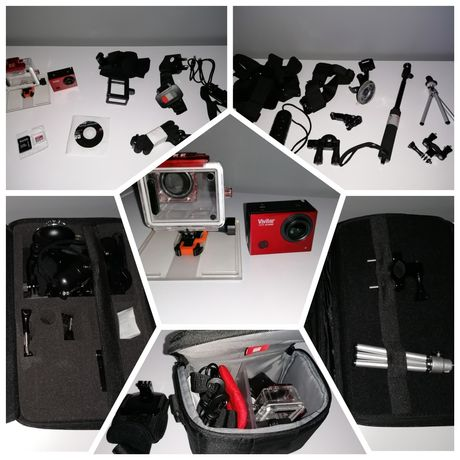 Kamera sportowa, karta SD gratis!!