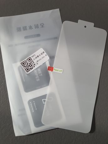 Folia ochronna Samsung Galaxy a30s oraz Note 10plus
