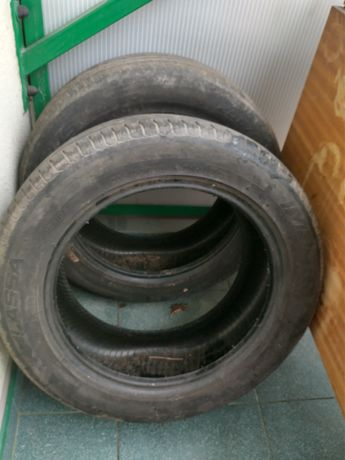 Opony zimowe 205/55/16 para