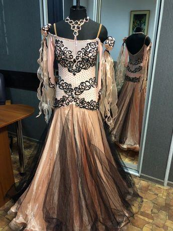 Продам бальное платье, стандарт (европейская программа)