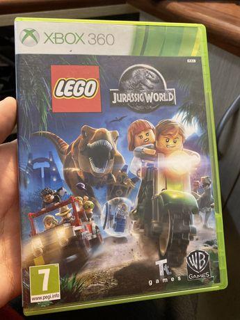 Lego Jurassic World Xbox 360 PL