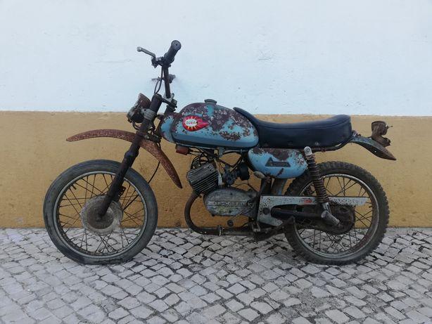 EFS Cross com motor Casal 5V