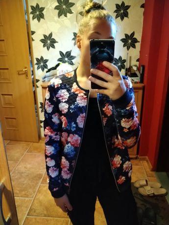 Bluza w kwiaty:)