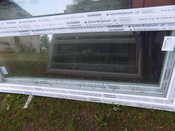 Sprzedam okno nowe wys. 203 x 86  uchylno- rozwierne  . BARDZO TANIO .
