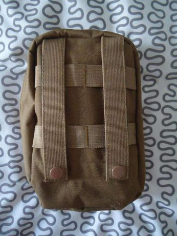 Medical pouch - tan