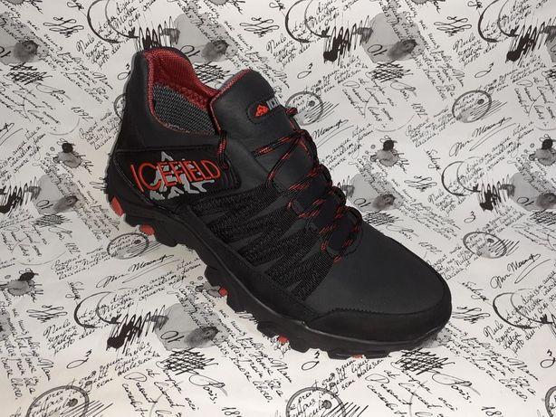 ICEFIELD TREKING мужские ботинки кроссовки на мембране GORE-TEX готекс