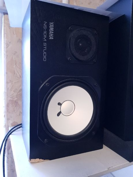 Yamaha NS-10M Studio ТОП Студийные Мониторы для Сведения Комплект