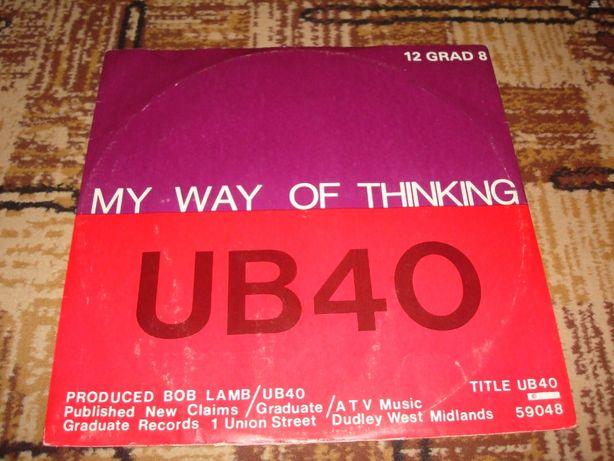 Płyty winylowe UB 40 Maxi