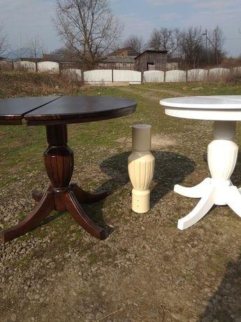 Стол деревянный кухонный обеденный гостиный раскладнлй