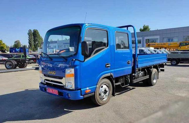 Грузовики JAC N56 Double Cab 2.8 Diesel , г/п 3.5 т.