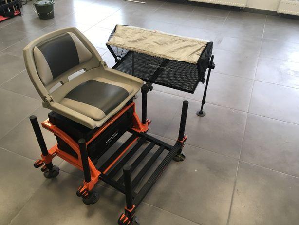 Fotel GENLOG z półką boczną