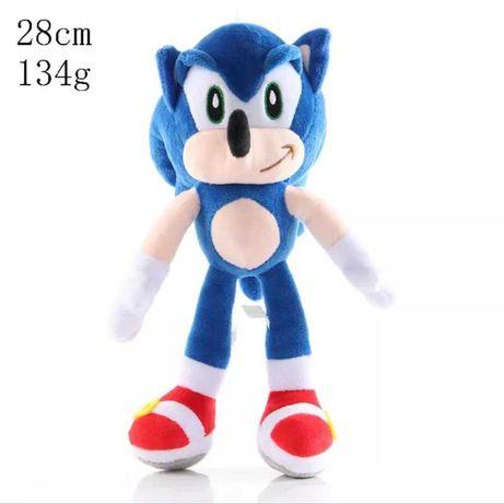 Peluche Sonic the Hedgehog 28 cm - Novo e Lacrado (ver imagem 4)