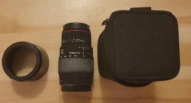Sigma 70-300 Canon