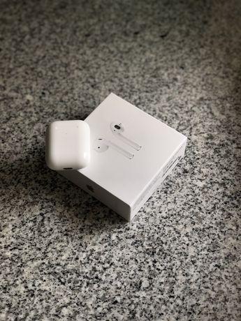Słuchawki bezprzewodowe apple airpods 2 stan wzorowy